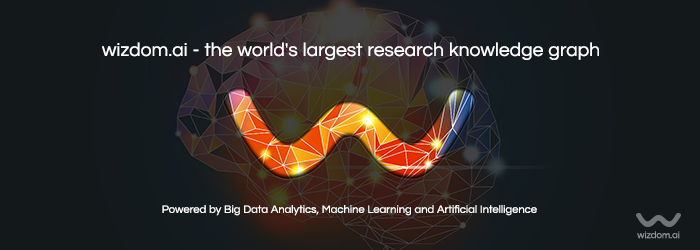wizdom.ai – the world's largest research knowledge graph powered by artificial intelligence