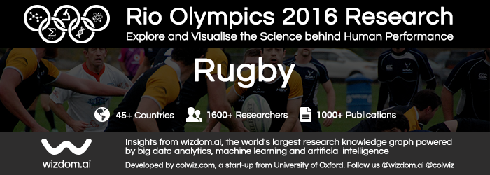 Rugby Olympic Finals – Celebrate superstar Researchers pushing the boundaries of human performance
